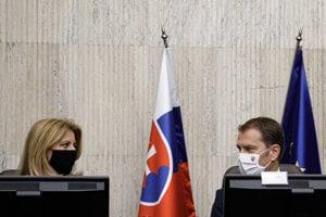 Prezidentka Zuzana Čaputová aj premiér Igor Matovič už verejne povedali, že by sa obaja zaočkovať dali.