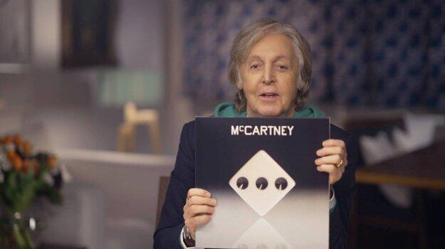 Paul McCartney dal fanúšikom predčasný vianočný darček v podobe tretieho sólového albumu.