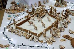 Hriňová v sladkých miniatúrach.