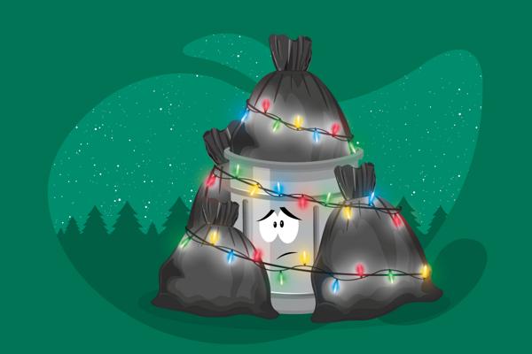 Aj Vianoce môžeme prežiť viac ekologicky, aby darček dostala aj príroda.