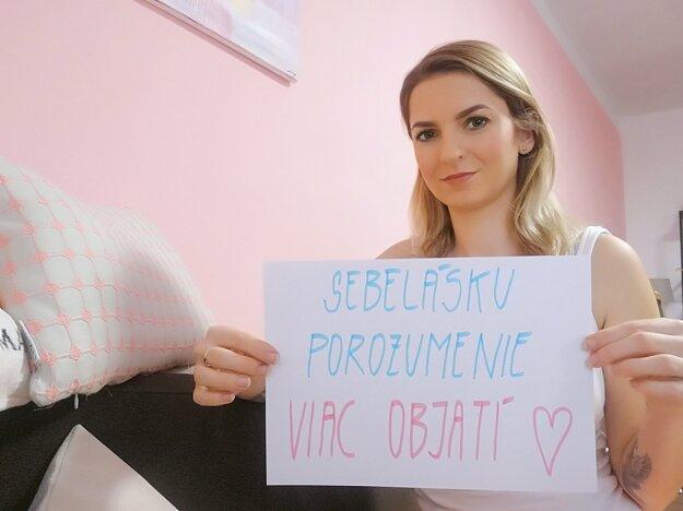 Iveta Dírerová, členka Únie žien zKoštian nad Turcom.