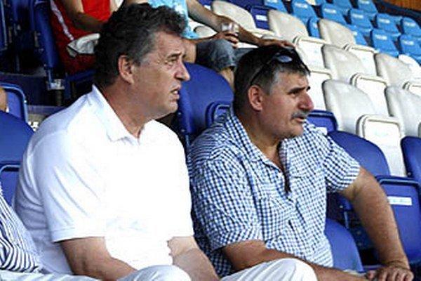 Vedenie mesta sa aktívne podieľa na chode klubu. Primátor Jozef Dvonč a viceprimátor Štefan Štefek nechýbali ani na sobotňajšej generálke s Palárikovom.