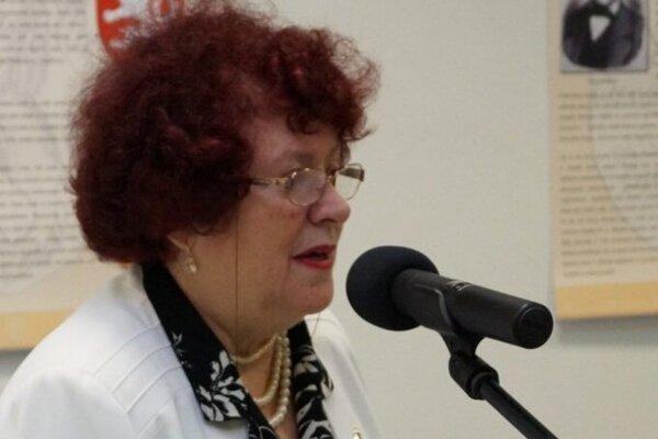 Irena Medňanská.