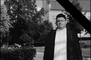 Kňaz Peter Blahovec mal len 44 rokov.