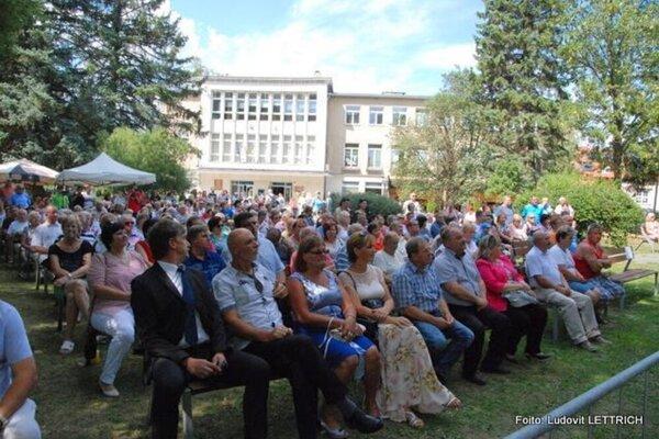 Mestské poukážky sa dajú vyzžiť aj na kultúrne podujatia.