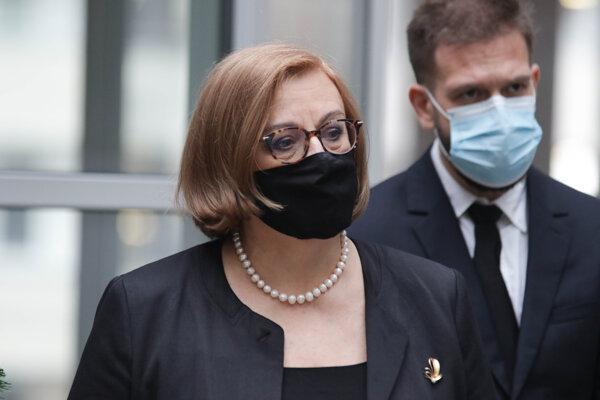 Členka konzília odborníkov Zuzana Krištúfková.