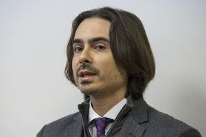 Matej Drlička.