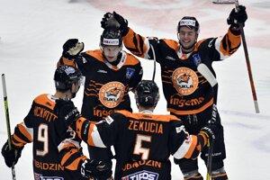 Hokejisti Michaloviec chcú ísť v tabuľke vyššie.