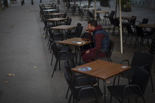 Koronavírus vyprázdnil Španielsko, turistický ruch zažíva bezprecedentnú krízu.