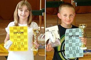 Andrea Hlavinová a Miroslav Krupa vyhrali svoju kvalifikačnú skupinu.