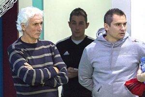 Branislav Mráz (vpravo) v Zlatých Moravciach pokračuje. Obsadenie postu vo Vrábľoch zatiaľ známe nie je.