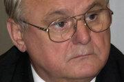 Jozef Mudrík na snímke z roku 2000.