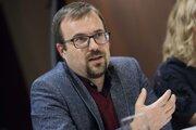 Prezident spoločnosti slovenských všeobecných praktických lekárov (SSVPL) Peter Makara.