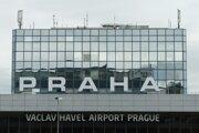 Pražské letisko Václava Havla.