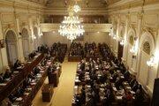 Česká Poslanecká snemovňa