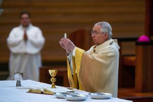Arcibiskup José Horacio Gomez.