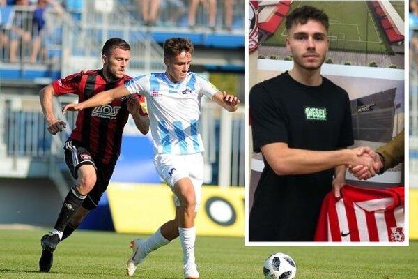Andrej Fábry má v Dunajskej Strede zmluvu do leta 2023, blížiacu sa jar 2020 strávi na štvormesačnom hosťovaní bez opcie v Seredi a nie v Nitre, ktorá ho futbalovo vychovala.