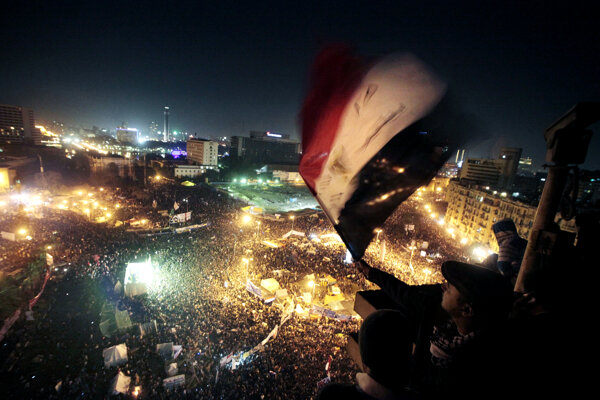 Nádej z Tahríra dlho neprežila.