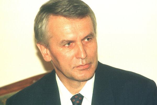 Jozef Klimko na snímke z roku 1994.