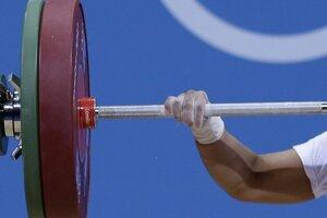 Vzpieranie bojuje proti dopingu.