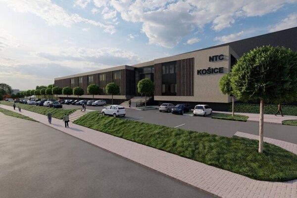 O projekte NTC v Košiciach bude rozhodovať opäť stavebný úrad v Čani.
