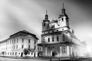 Bazilika Jána Krstiteľa.