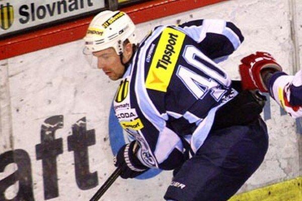 Jakub Ručkay strelil v sobotu dôležitý gól na 2:1.