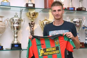 Ternana Calcio je druhým talianskym klubom rodáka z Vrábeľ.