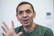 Ugur Sahin, jeden zo zakladateľov spoločnosti BioNTech.