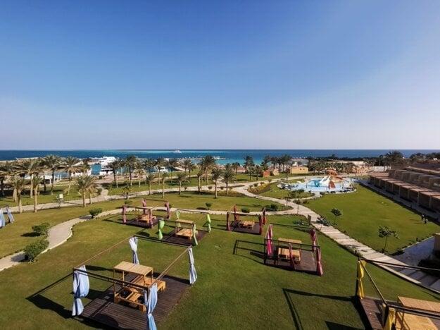 Hotel Hilton Hurghada Plaza 5*