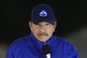 Daniel Ortega, pezident Nikaraguy.