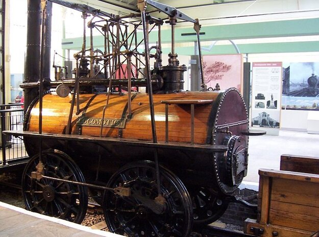 Locomotion No.1