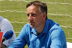 Jozef Petráni, generálny manažér FC Nitra.