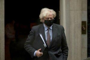 Britský premiér Boris Johnson.