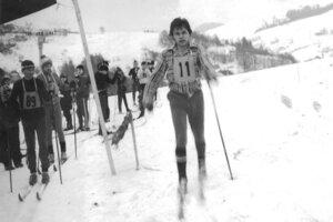 Záber z Memoriálu R. Šmatlavu z roku 1986.