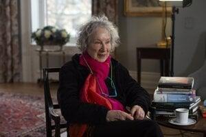 Spisovateľka Margaret Atwood v novom dokumente HBO