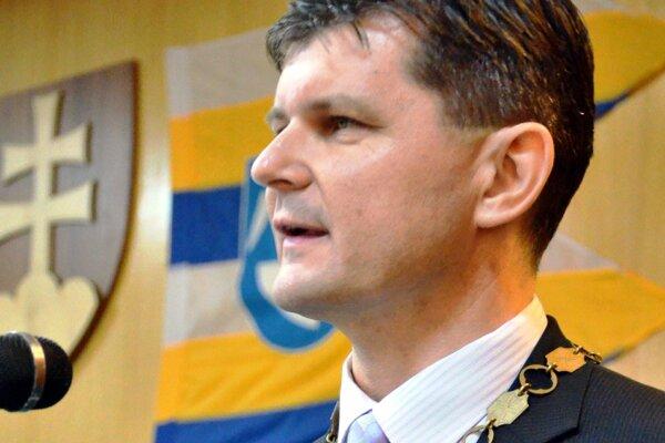 Bývalý primátor Trebišova Marián Kolesár uspel spolu so svojimi bývalými spolupracovníkmi so žalobou na súde. Na snímke z roku 2011.
