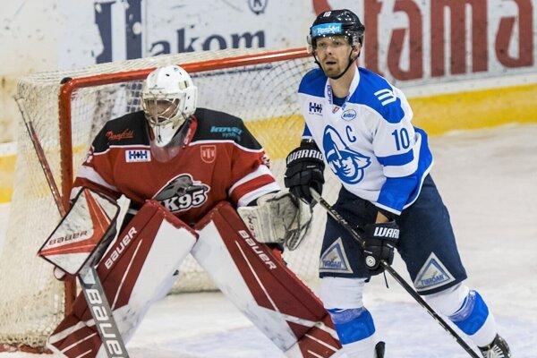 Kapitán Michal Murček pomohol k víťazstvu tromi asistenciami.