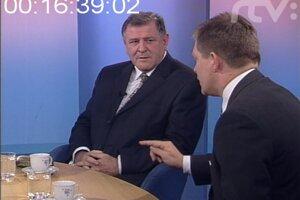 Fico upozorňoval Mečiara, že s HZDS pôjde do koalície iba ak odíde z postu predsedu.