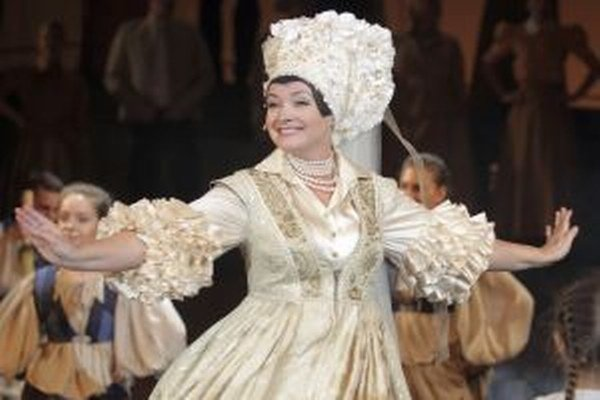 Tisícročnú včelu v muzikáli stvárňuje Eva Pavlíková.