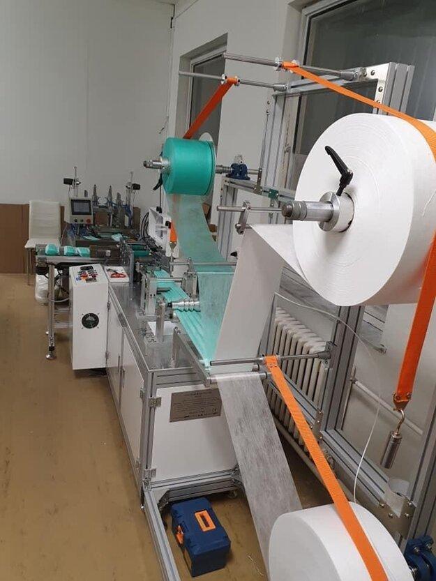 Výrobňa v Nitre.