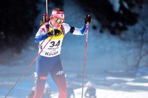 Zuzana Remeňová výborne rozbehla slovenskú štafetu. Odovzdávala na 6. priečke.