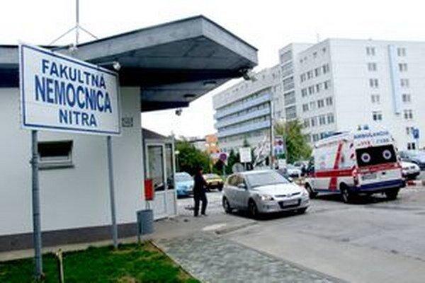 Situácia na detskom oddelení nitrianskej nemocnice je napätá.