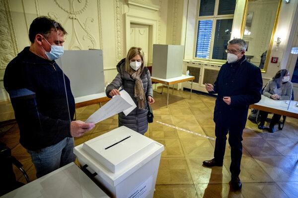 Regionálne voľby v dvoch nemeckých spolkových krajinách