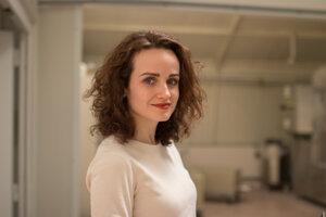 Inés Peško Juríková je v rodinnej firme šéfkou marketingu.