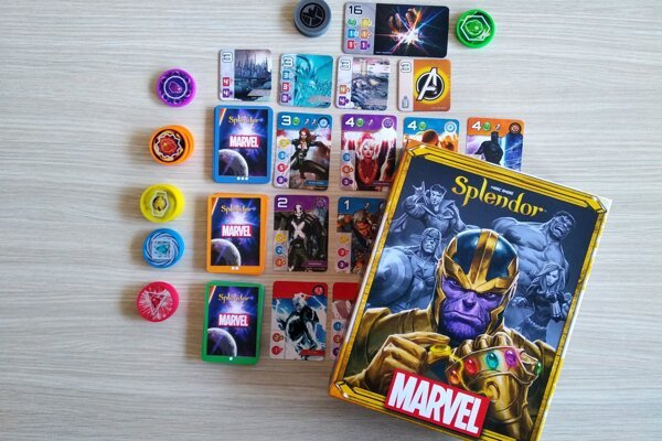 Splendor Marvel.