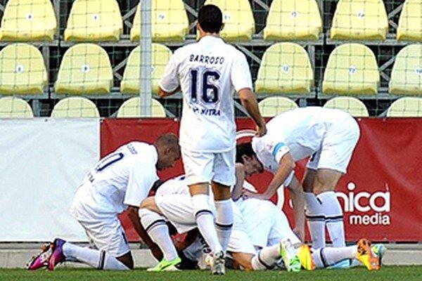 V Žiline sa Nitrania radovali až zo štyroch strelených gólov.
