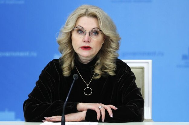 Ruská vicepremiérka Taťjana Golikovová.