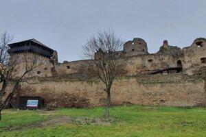 Fiľakovský hrad.