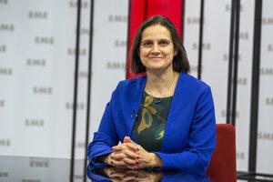Bývalá ministerka spravodlivosti Mária Kolíková.